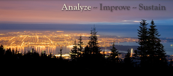 Pacific Coast Manufacturing Consultants Business Improvement Process-Analyze image