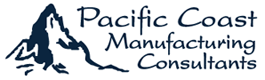 Pacific Coast Manufacturing Consultants logo